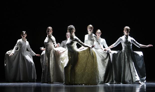 Pearl door Scapino Ballet Rotterdam (c Hans Gerritsen)