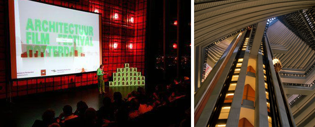 Architecture Film Festival in Rotterdam