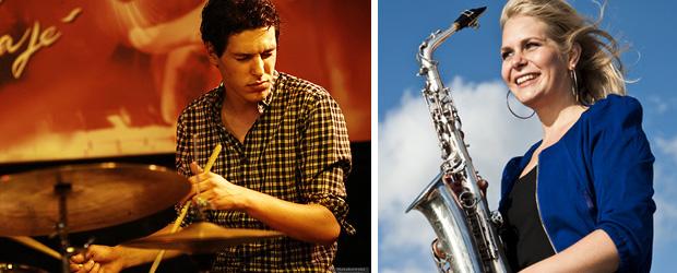 Finale Erasmus Jazz Prijs 2012 in De Doelen