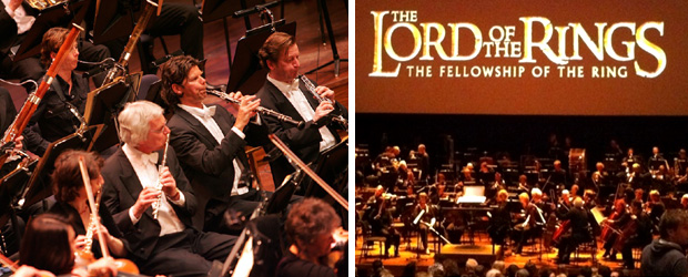 Lord of the Rings Live in de Doelen