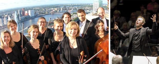 Rotterdam Philharmonic Strings in De Doelen