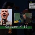 Van 16 juli 2012 . GRAZEN # 13 Met in deze uitzending, kunstenaar Raph de Haas, Maulwerker in Witte de With en de Tent Academy...