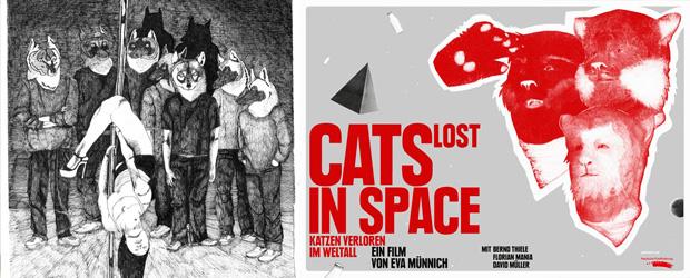 Cats vs. Dogs in Opperclaes (c Cees Voorhees en Carolin Kastner)