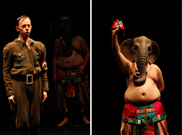'Ganesh versus the Third Reich' - Back to Back Theatre