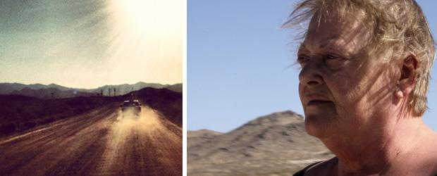 Ghost Road van Fabrice Murgia en Dominique Pauwels