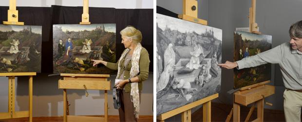 De weg naar Van Eyck' in Museum Boijmans Van Beuningen