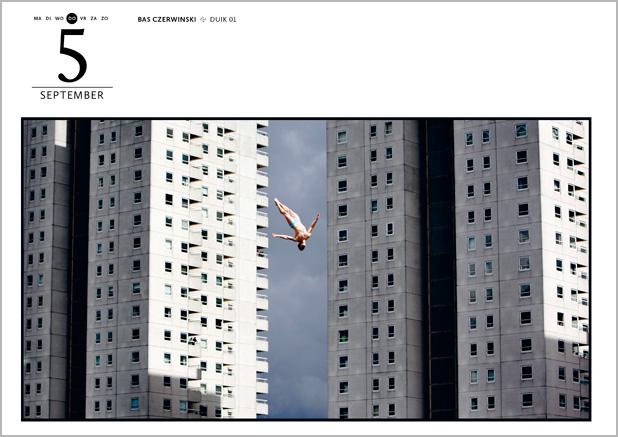 Presentatie van De Grote Rotterdamse Kunstkalender 2013