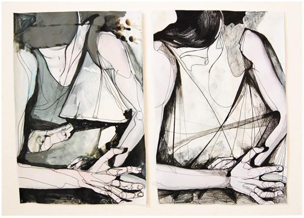 Ailisha Read exposeert bij De Witte Slagerij