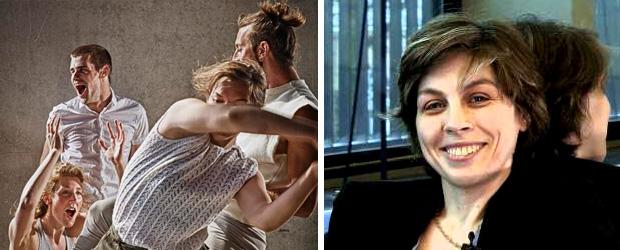 Een nieuwe Dansateliers productie van Liat Waysbort: 'What's Left' in de Gouvernestraat