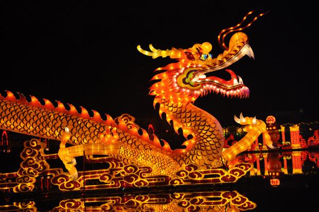 China light rotterdam het grootste chinese lichtfestival for De lantaarn rotterdam