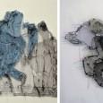Het materiaalgebruik van de Rotterdamse kunstenaar Saminte Ekeland (Piet Zwart Institute 1997) is opmerkelijk te noemen.Met transparant plastics, garen, acryl en nylon weefsel maakt ze...