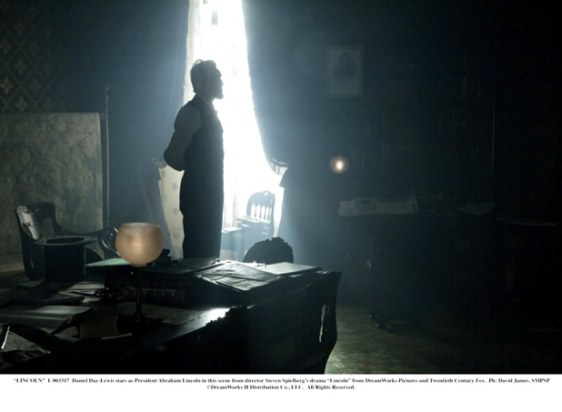 'Lincoln'van Steven Spielberg (c Dream Works)