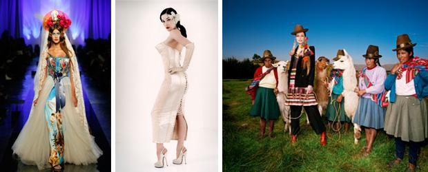 The Fashion World of Jean Paul Gaultier in de Kunsthal Rotterdam