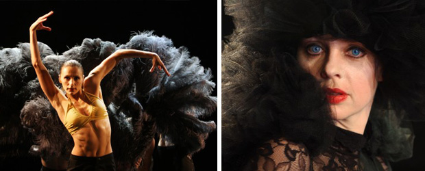 Le chat noir van scapino ballet rotterdam cultuur die er for Fellini rotterdam