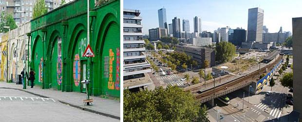 Mini Mall Hofbogen Rotterdam is decor voor nieuwe initiatieven