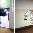 Werk van Daan Botlek was al eerder bij Opperclaes te vinden. Tijdens de Little December Shop werden er bijvoorbeeld tekeningen van de Rotterdamse illustrator aangeboden....