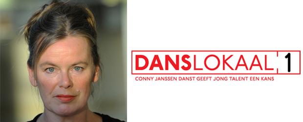 Ontdek jong talent in de huiskamer van Conny Janssen Danst tijdens DANSLOKAAL 1