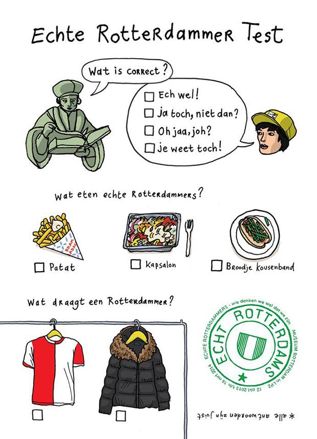 Een expositie voor en door echte Rotterdammers