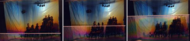 V2_Lab Show: stadia in de reusachtige zeepbelwand van Nicky Assmann