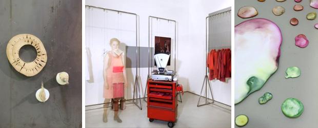 Kunst in de Van Nellefabriek, de Vertrekhal, de Rotterdam, op de Kaap en te land en te water