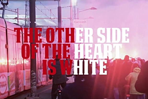 recensie 'The Other Side of my Heart is White' - Leonardo Pansier, Brandon Baan (2013)