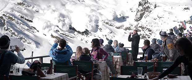 recensie Turist IFFR foto van gezin