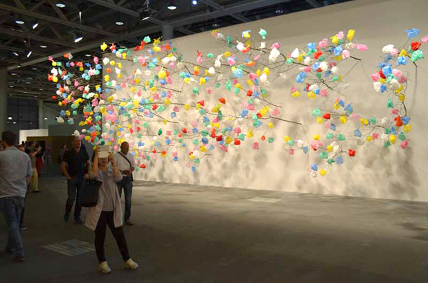 Art Basel - Art Unlimited - Pascale Martine Tayou (c Van Dijk/Glasbergen)