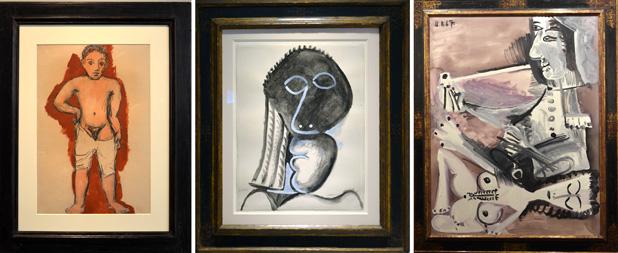 Art Basel - Picasso (c Van Dijk/Glasbergen)