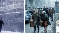 Bij gebrek aan een echte winter dit jaar is de nieuwe film van Spielberg 'Bridge of Spies' een goed alternatief. De Koude Oorlog is er...
